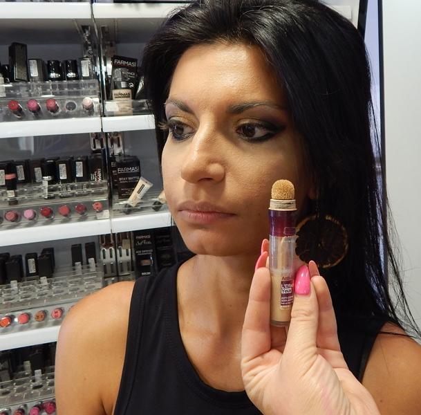 3 - Βρήκαμε που θα κάνετε το καλύτερο δωρεάν μακιγιάζ στη Λάρισα!
