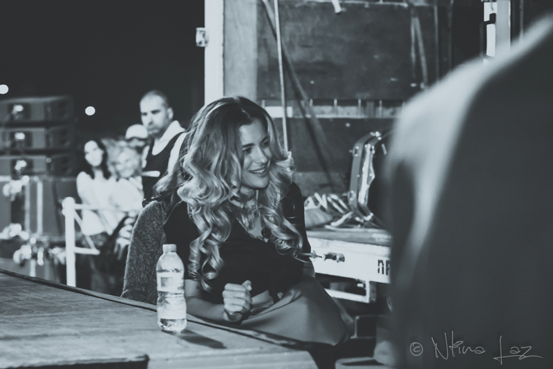 LAZ 7432 - Backstage από τη συναυλία της Νατάσας Μποφίλιου! (ΦΩΤΟΓΡΑΦΙΕΣ)