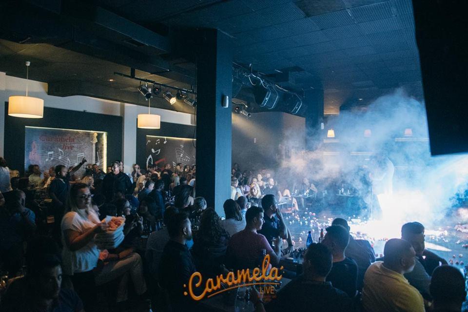 caramel2 - Ότι καλύτερο είδαμε στο Grand Opening του Caramela Live!