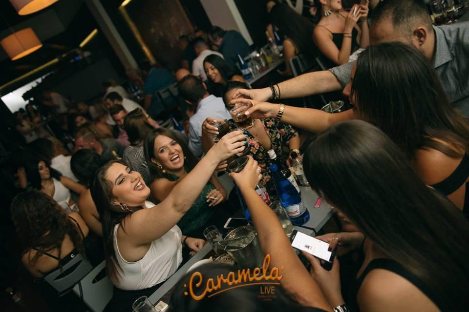 caramel3 - Ότι καλύτερο είδαμε στο Grand Opening του Caramela Live!