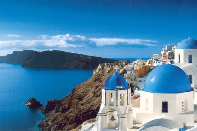 ellinikanisia - Good news: Το απαιτητικό κοινό του Conde Nast Traveller ψήφισε τα Ελληνικά ως τα καλύτερα νησιά στον κόσμο