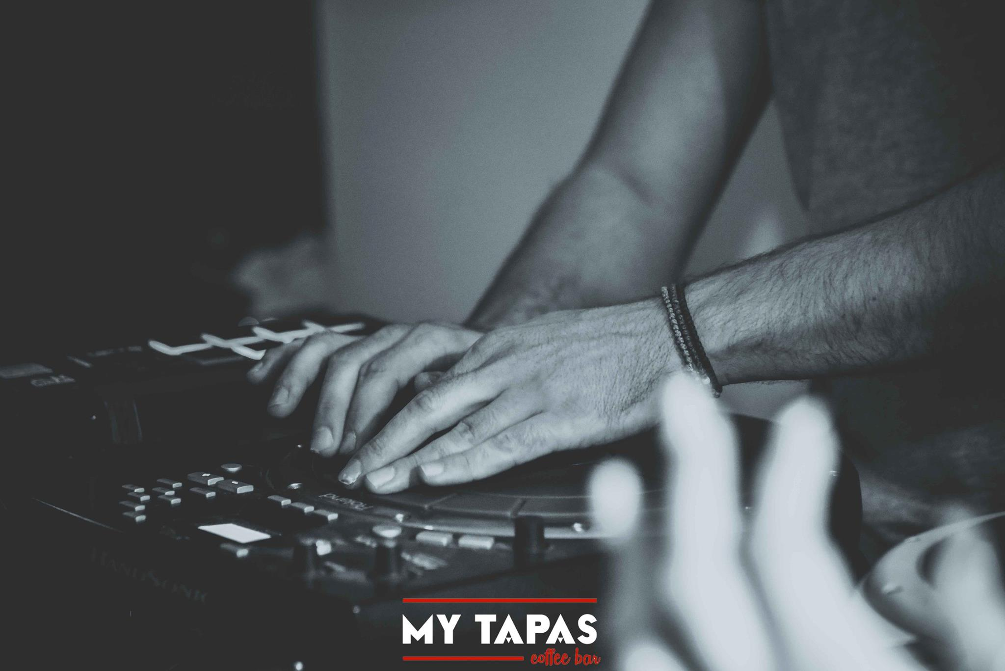 3. 22548590 1576366255716915 3766120837504666746 o - My Live Tuesdays στο MY Tapas Coffee bar | Τρίτη 17.10 Part 1/2