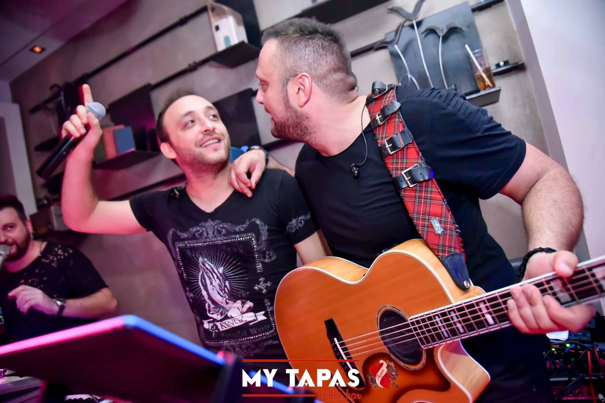 36. 22550506 1576370455716495 1043706722526024056 o 1 - My Live Tuesdays στο MY Tapas Coffee bar | Τρίτη 17.10 Part 1/2