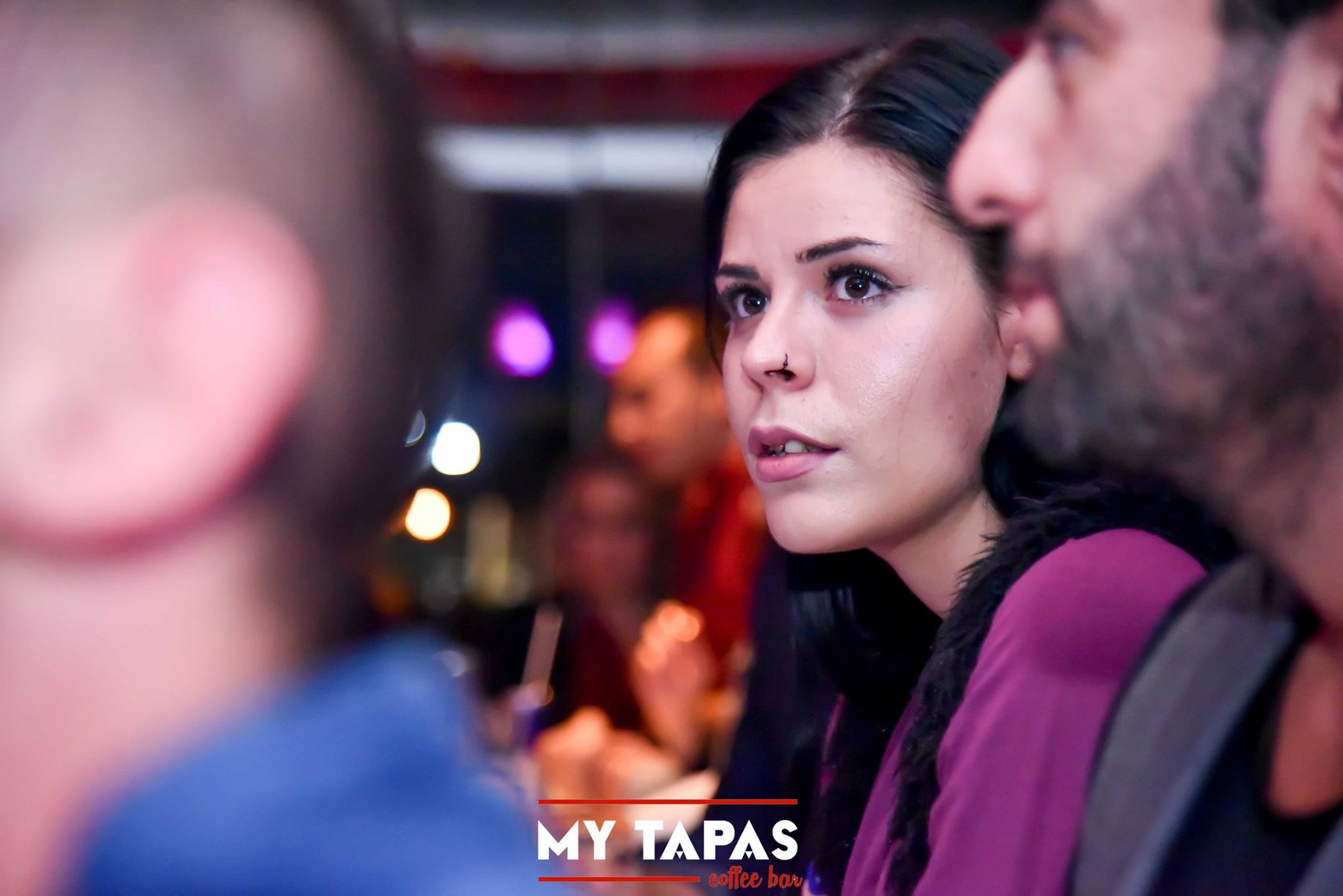 46. 22519878 1576370689049805 1011004699905941948 o 1 - My Live Tuesdays στο MY Tapas Coffee bar | Τρίτη 17.10 Part 1/2