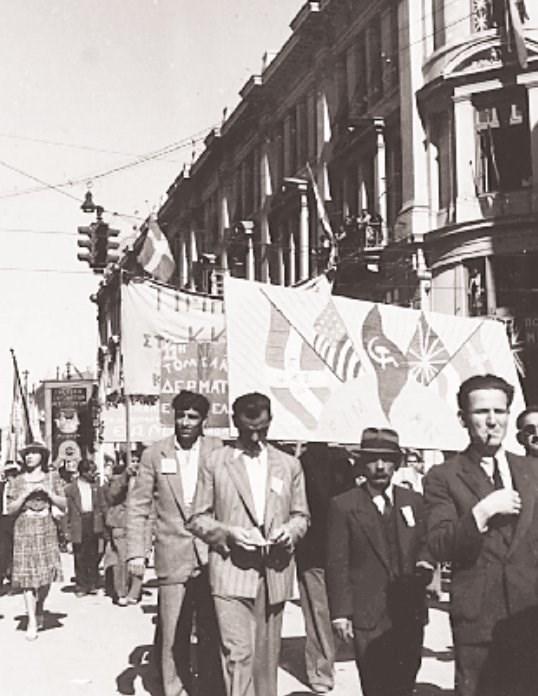 540021 2302b632cb a699848ee532967c - Το τέλος της γερμανικής κατοχής στην Αθήνα - 19 συγκλονιστικές ΦΩΤΟ