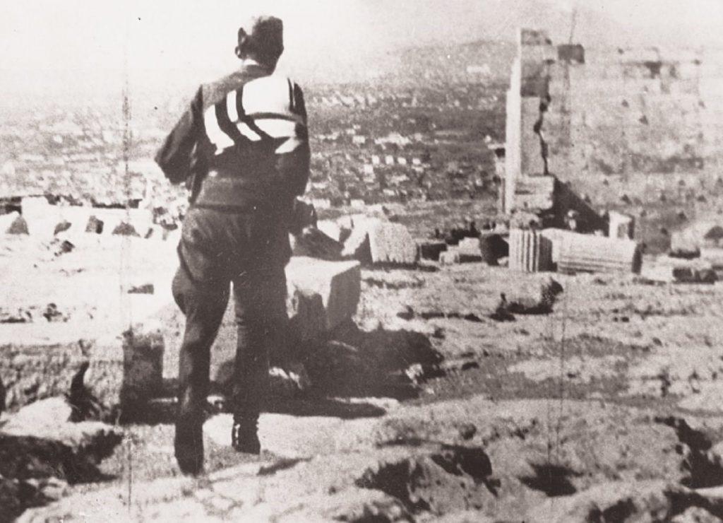 540021 5109b8e66f a142811af5348908 1024x740 - Το τέλος της γερμανικής κατοχής στην Αθήνα - 19 συγκλονιστικές ΦΩΤΟ