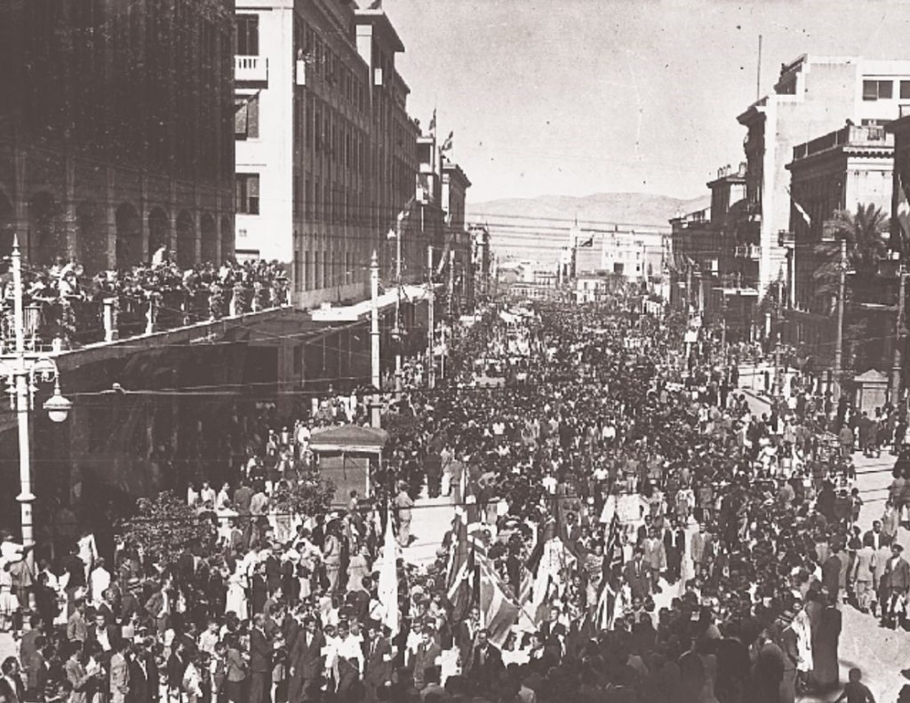 540021 dbc3a68081 a362c20f25217d09 1024x792 - Το τέλος της γερμανικής κατοχής στην Αθήνα - 19 συγκλονιστικές ΦΩΤΟ