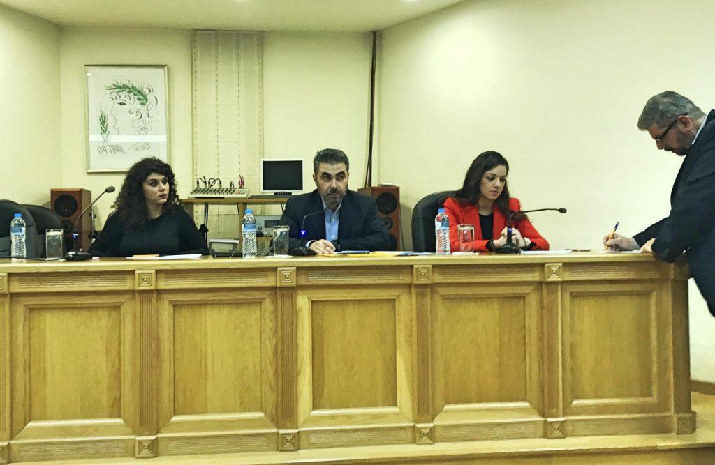 IMG 4293 Fotor 1024x667 - Ο Αντώνης Γραβάνης για την συγκέντρωση δικηγόρων