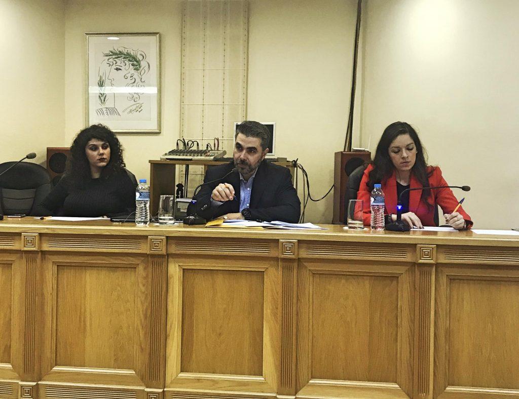 IMG 4301 Fotor 1024x788 - Ο Αντώνης Γραβάνης για την συγκέντρωση δικηγόρων