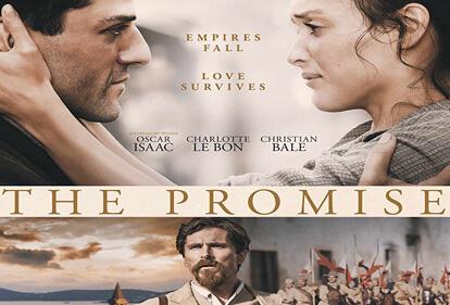 promise2 - VICTORIA CINEMAS- Η ΜΕΓΑΛΗ ΥΠΟΣΧΕΣΗ - THE PROMISE