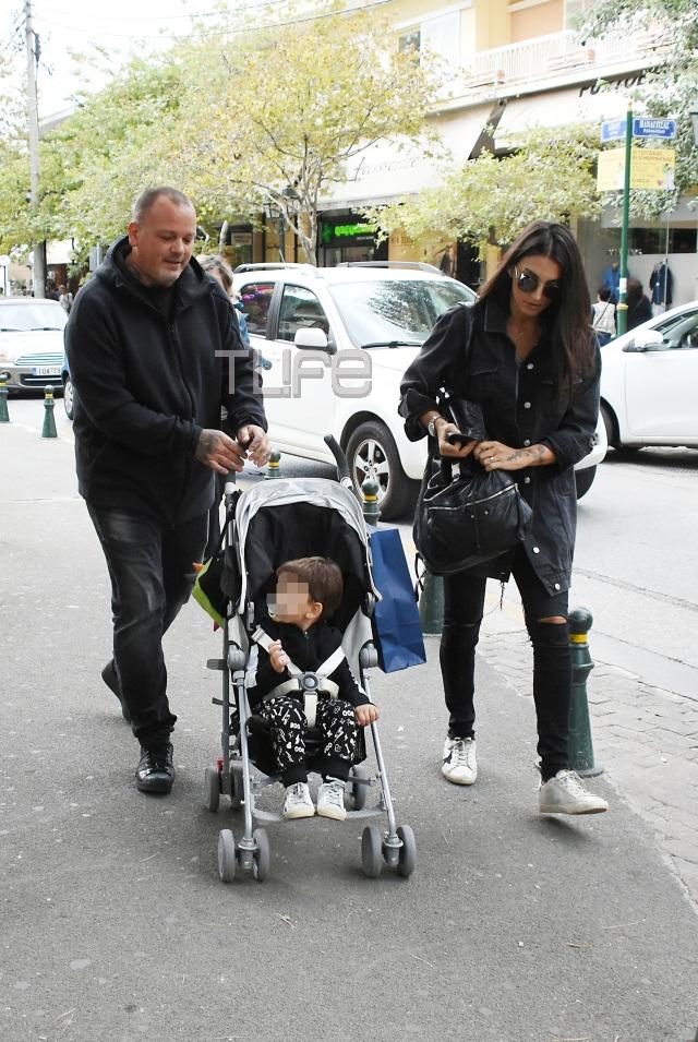 skarmoutsos1 - Δημήτρης Σκαρμούτσος - Μαριέττα Ντάνα: Οικογενειακές στιγμές με τον γιο τους, Αλέξανδρο! [pics]