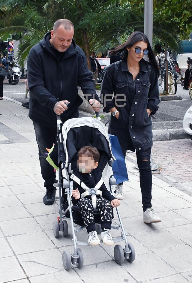 skarmoutsos4 - Δημήτρης Σκαρμούτσος - Μαριέττα Ντάνα: Οικογενειακές στιγμές με τον γιο τους, Αλέξανδρο! [pics]