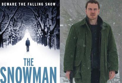 snowman - VICTORIA CINEMAS- Ο ΧΙΟΝΑΝΘΡΩΠΟΣ - THE SNOWMAN