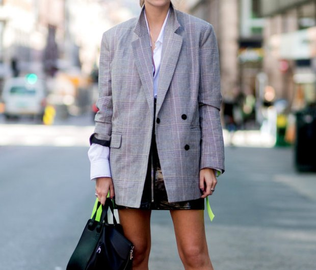 082317 oversize blazer lead - Blazer και τον χειμώνα; Φυσικά αρκεί να το φορέσεις με αυτούς τους τρόπους
