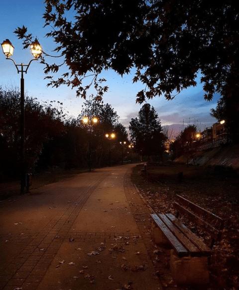 1 17 - Που θα κάνεις την χαλαρή σου βόλτα σήμερα στο κέντρο της Λάρισας;