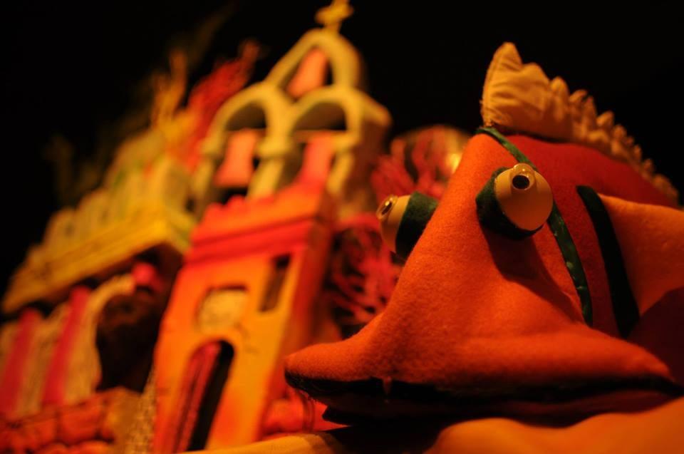 201701051504093596 - «Ο Ψαροτρομάρας» στο Κουκλοθέατρο στο Μύλο