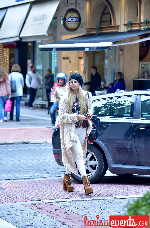 LAZ 6694 - Λάρισα's Street Style | Οι Λαρισαίοι σε street style clicks!