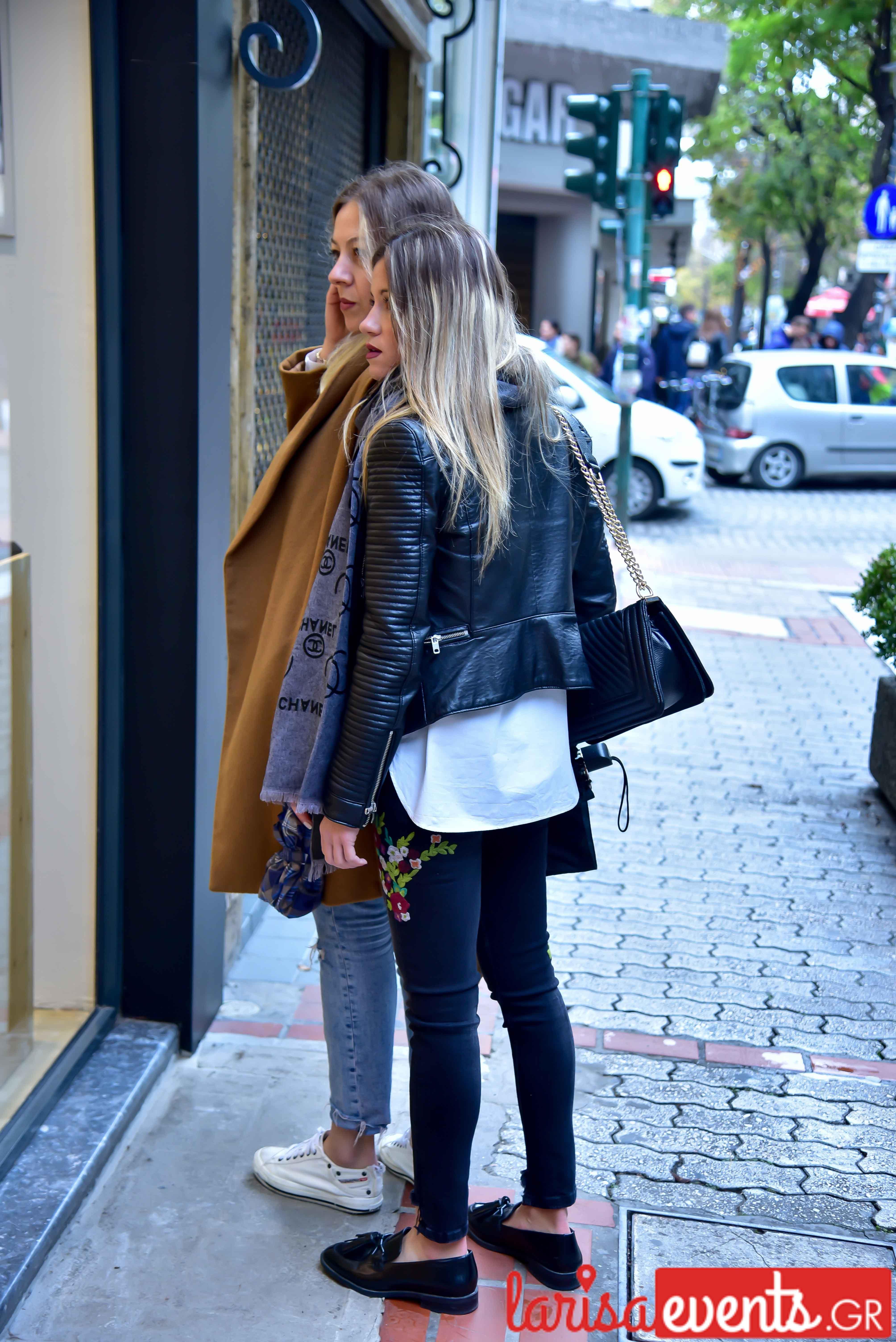 LAZ 6707 - Λάρισα's Street Style | Οι Λαρισαίοι σε street style clicks!