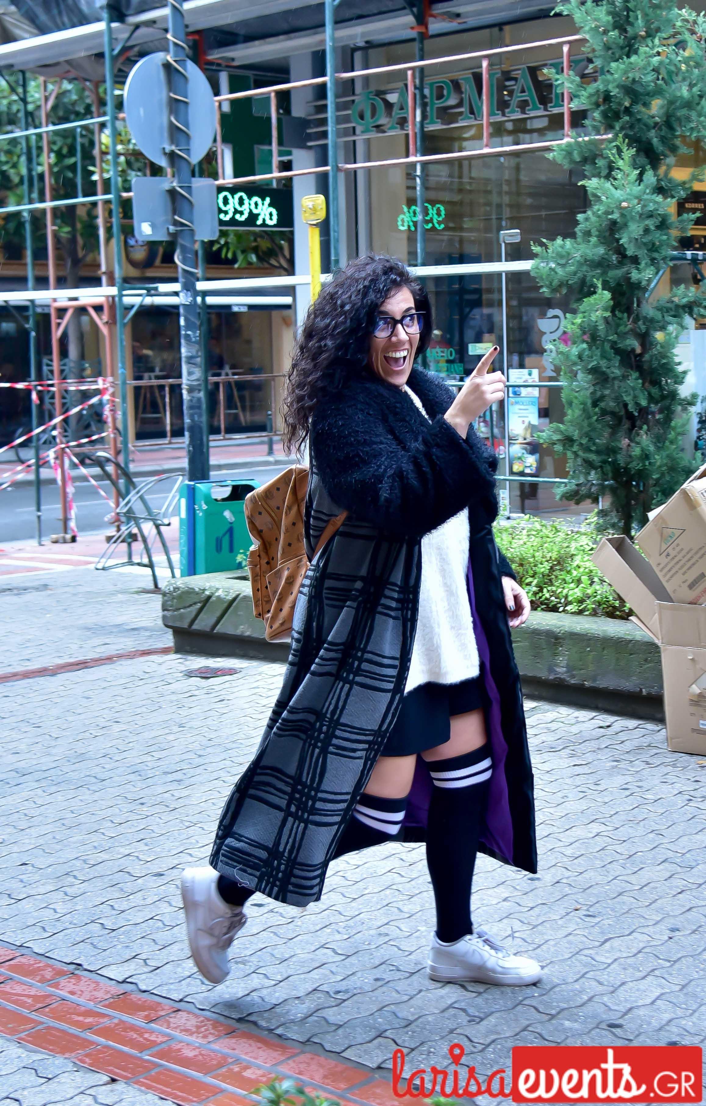 LAZ 6726 - Λάρισα's Street Style | Οι Λαρισαίοι σε street style clicks!