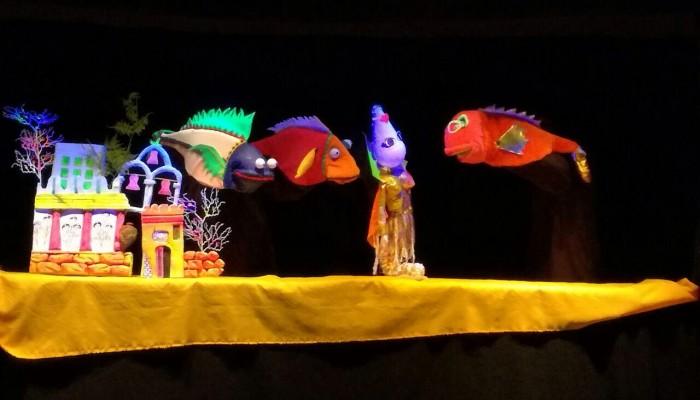kouklotheatro pagni 1 - «Ο Ψαροτρομάρας» στο Κουκλοθέατρο στο Μύλο