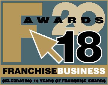 FA2018 10years small - Η πόλη μας ψηλά! Η μοναδική επιχείρηση της Λάρισας στα βραβεία Franchise 2018!