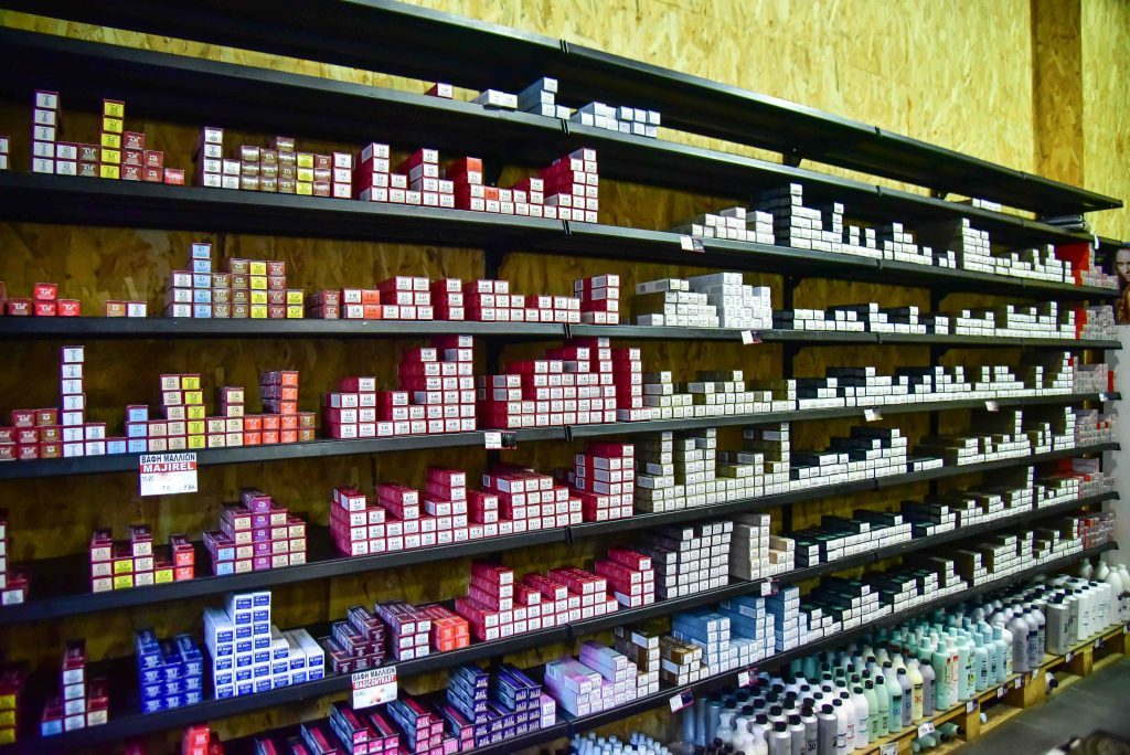 LAZ 6597 1 1024x684 - Beauty Markets: Ένα ξεχωριστό πολυκατάστημα στο κέντρο της Λάρισας!