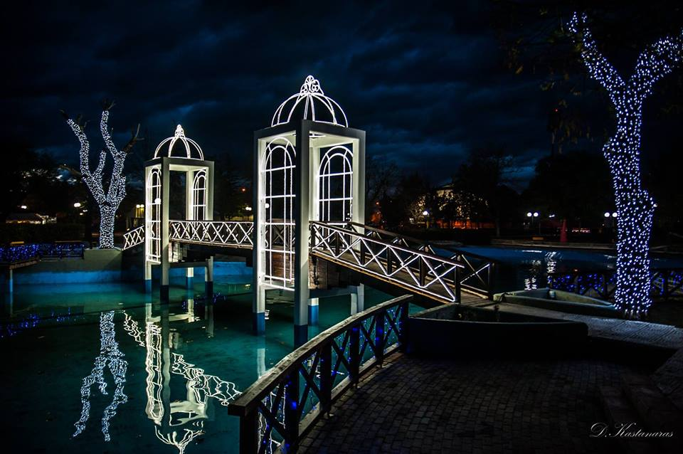 dkastanaras - Ανοίγει την Παρασκευή το Πάρκο των Ευχών