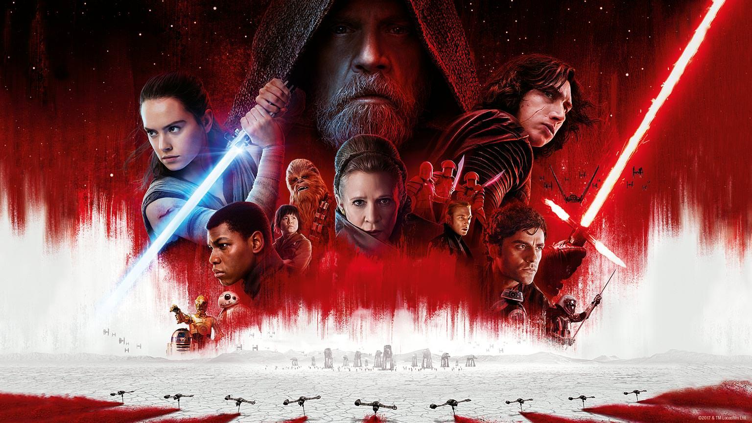 star wars the last jedi - STAR WARS: ΟΙ ΤΕΛΕΥΤΑΙΟΙ JEDI στο Victoria Cinemas