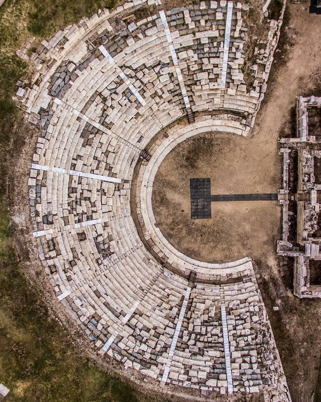 18580112 299427263814076 2137471877369561088 n - Οι εντυπωσιακές φωτογραφίες από την Λάρισα και τα παράλια της από «ψηλά»