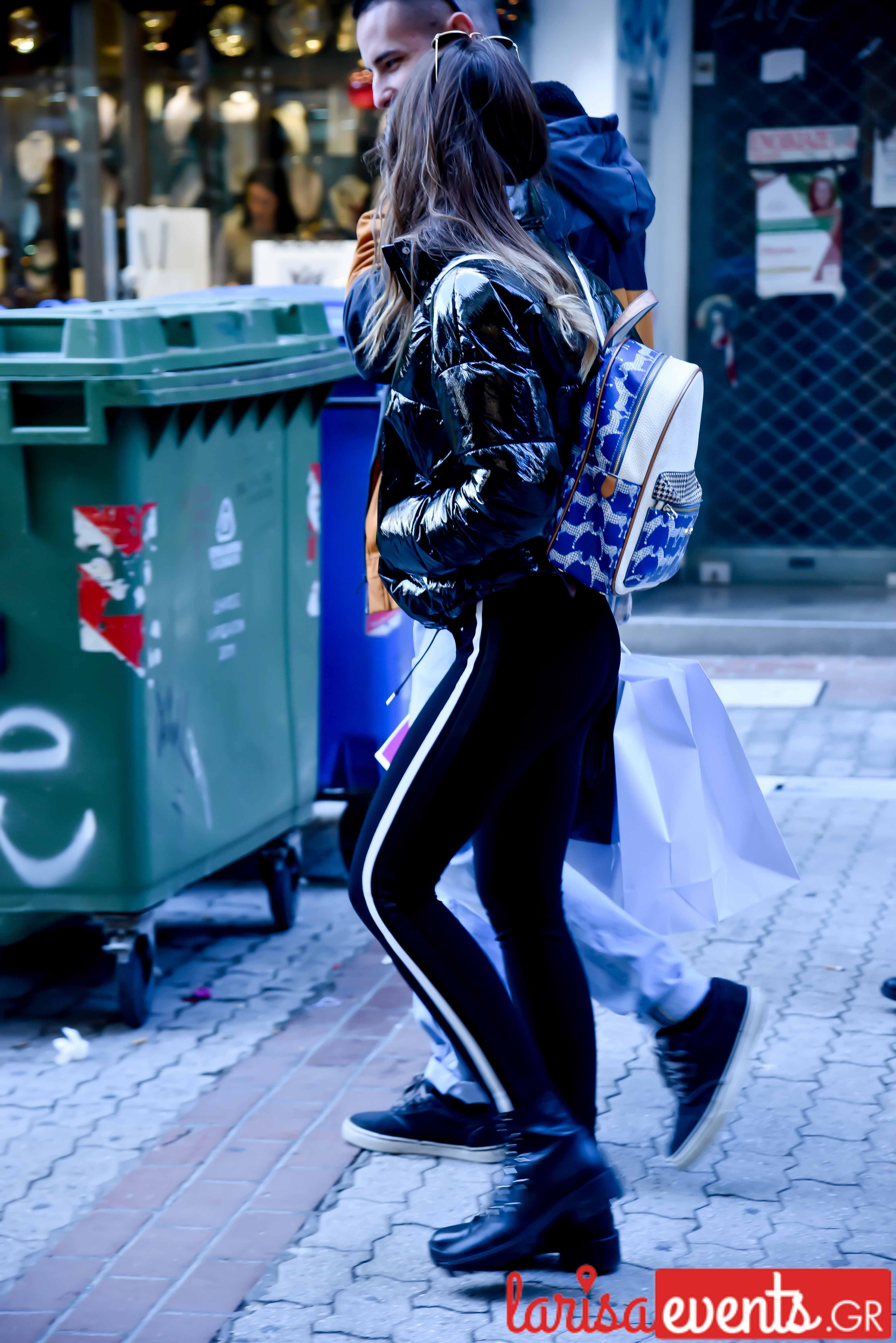 LAZ 7308 - Λάρισα's Street Style | Οι γυναίκες της πόλης σε street style clicks!