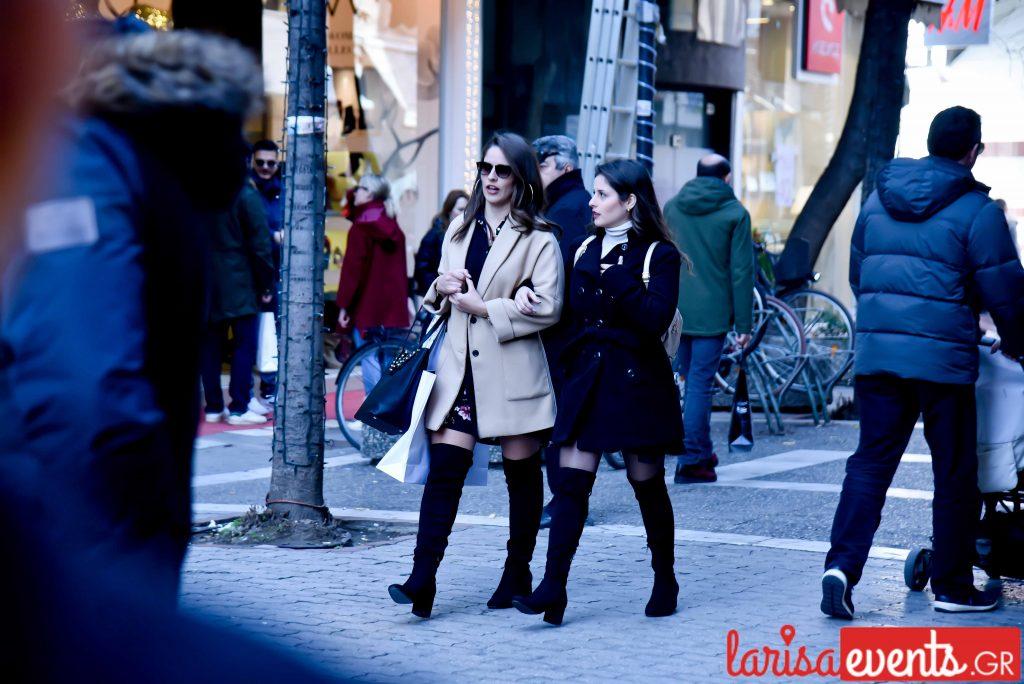 LAZ 7356 1024x684 - Λάρισα's Street Style | Οι γυναίκες της πόλης σε street style clicks!