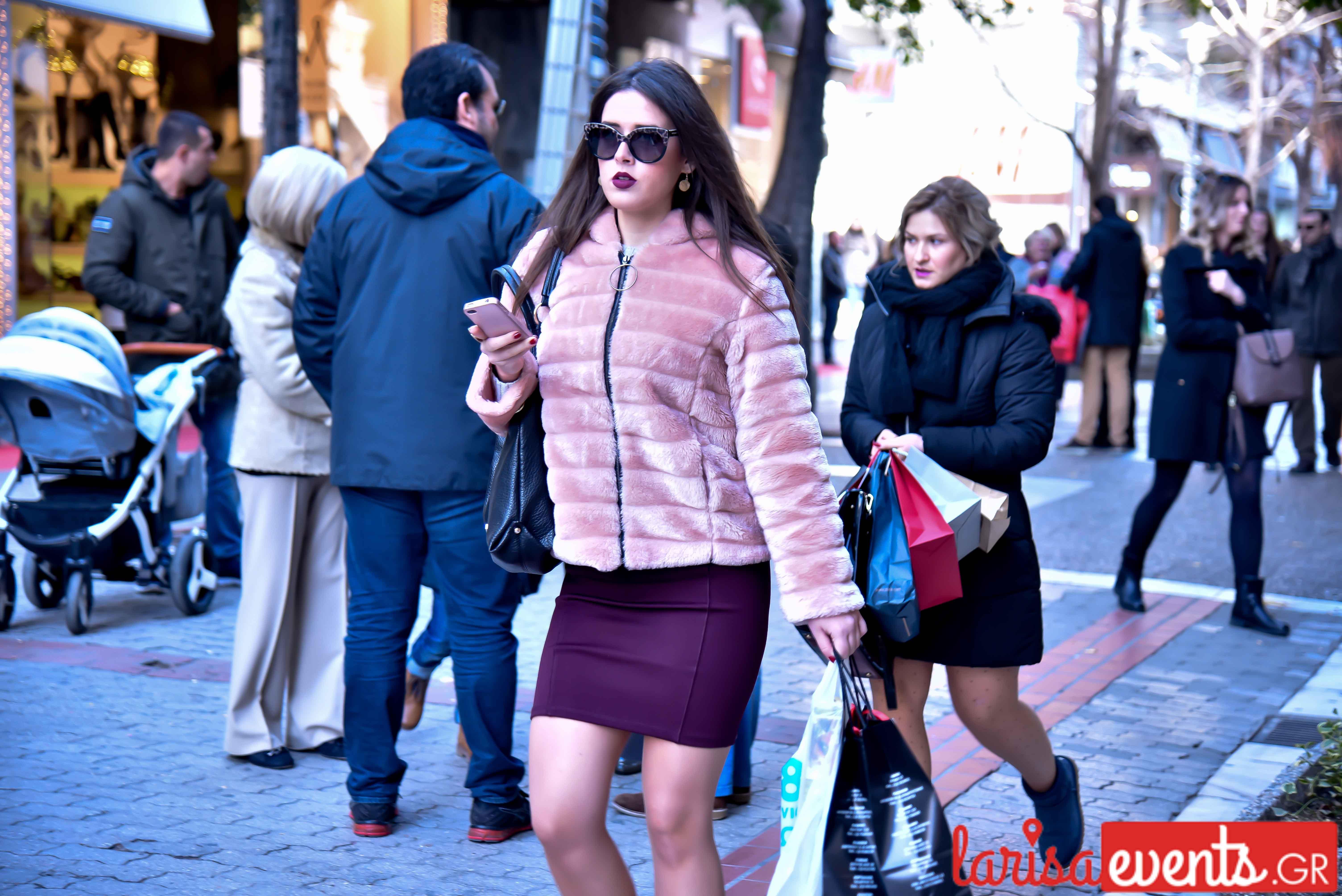 LAZ 7375 - Λάρισα's Street Style | Οι γυναίκες της πόλης σε street style clicks!