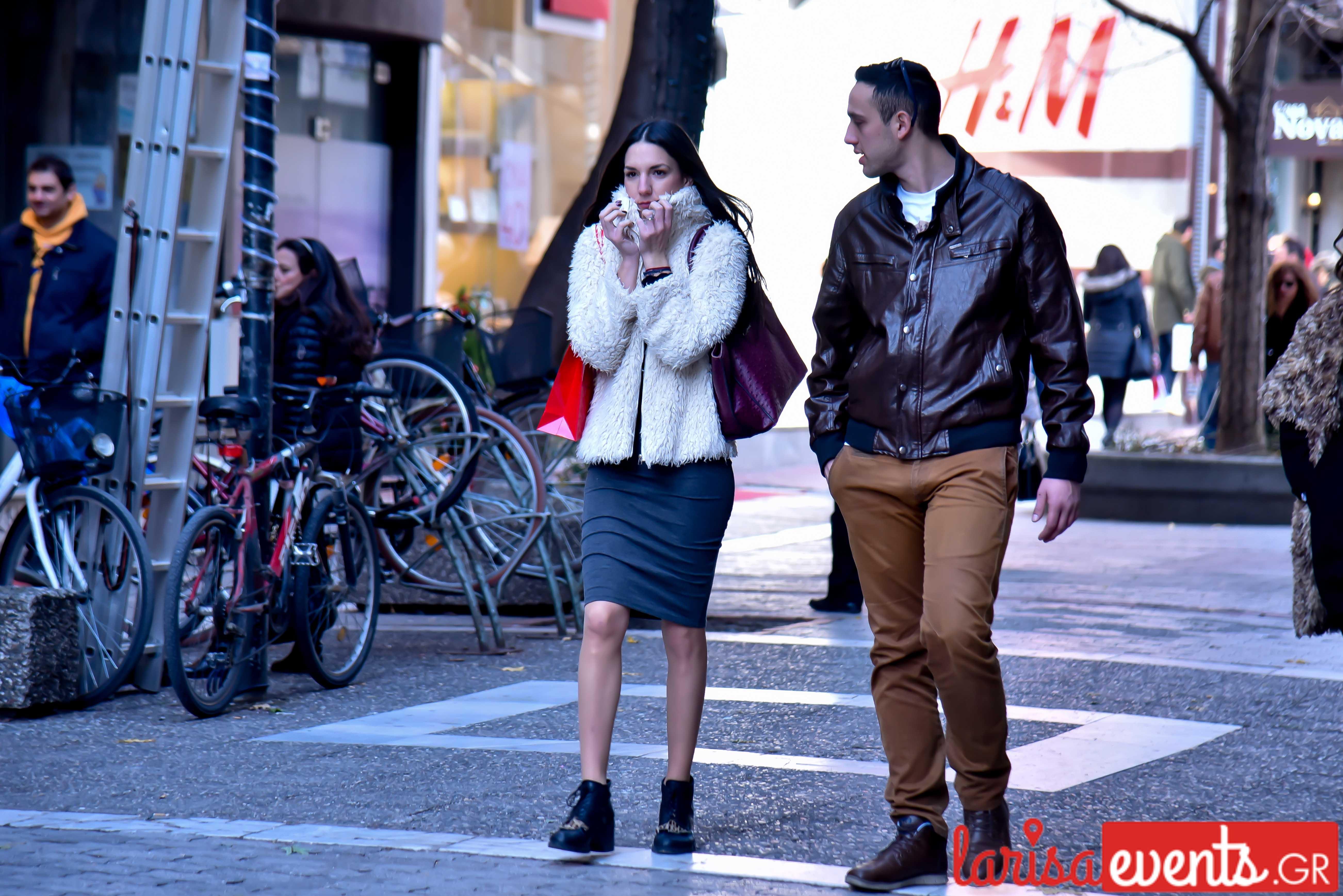 LAZ 7378 - Λάρισα's Street Style | Οι γυναίκες της πόλης σε street style clicks!