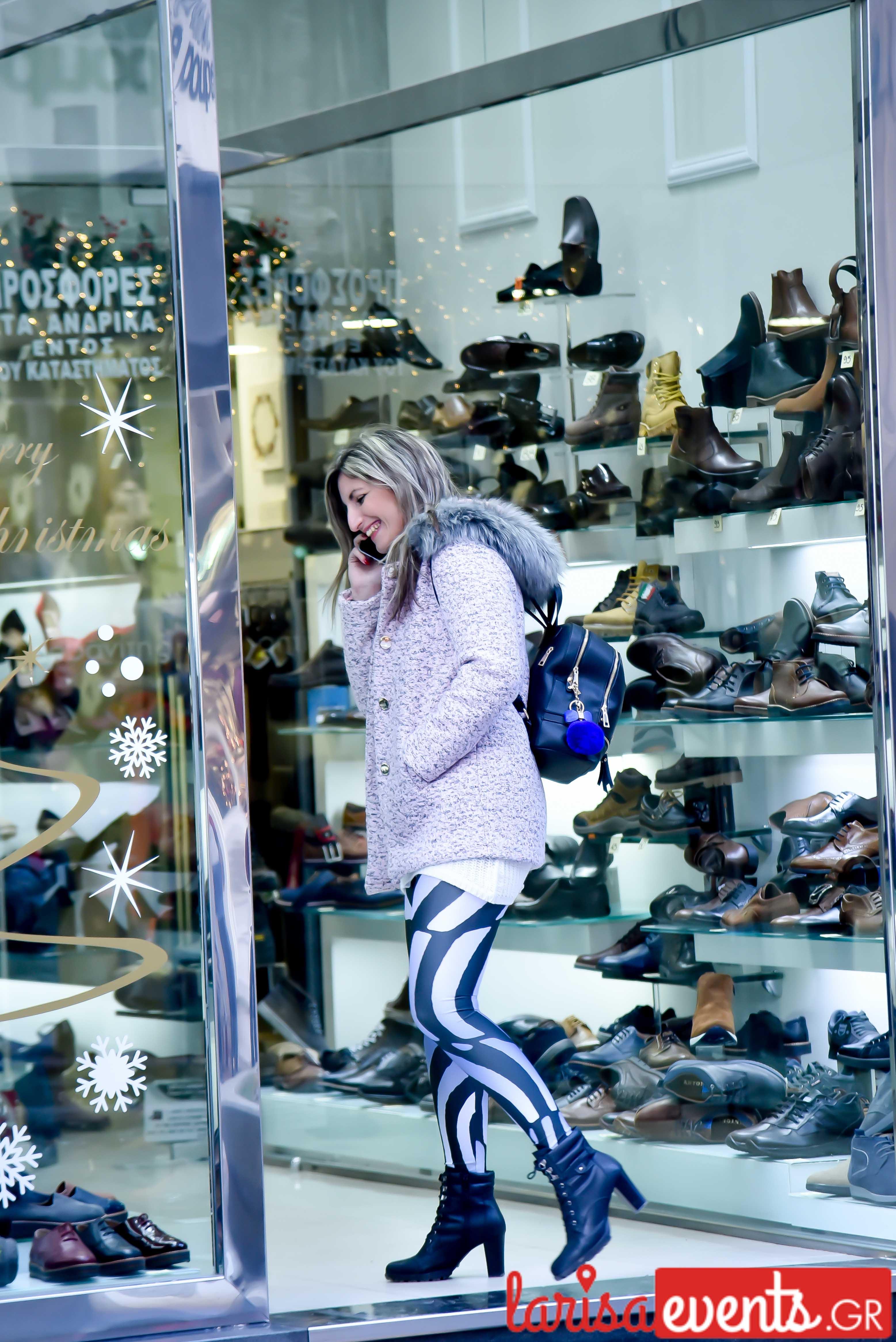 LAZ 7392 - Λάρισα's Street Style | Οι γυναίκες της πόλης σε street style clicks!