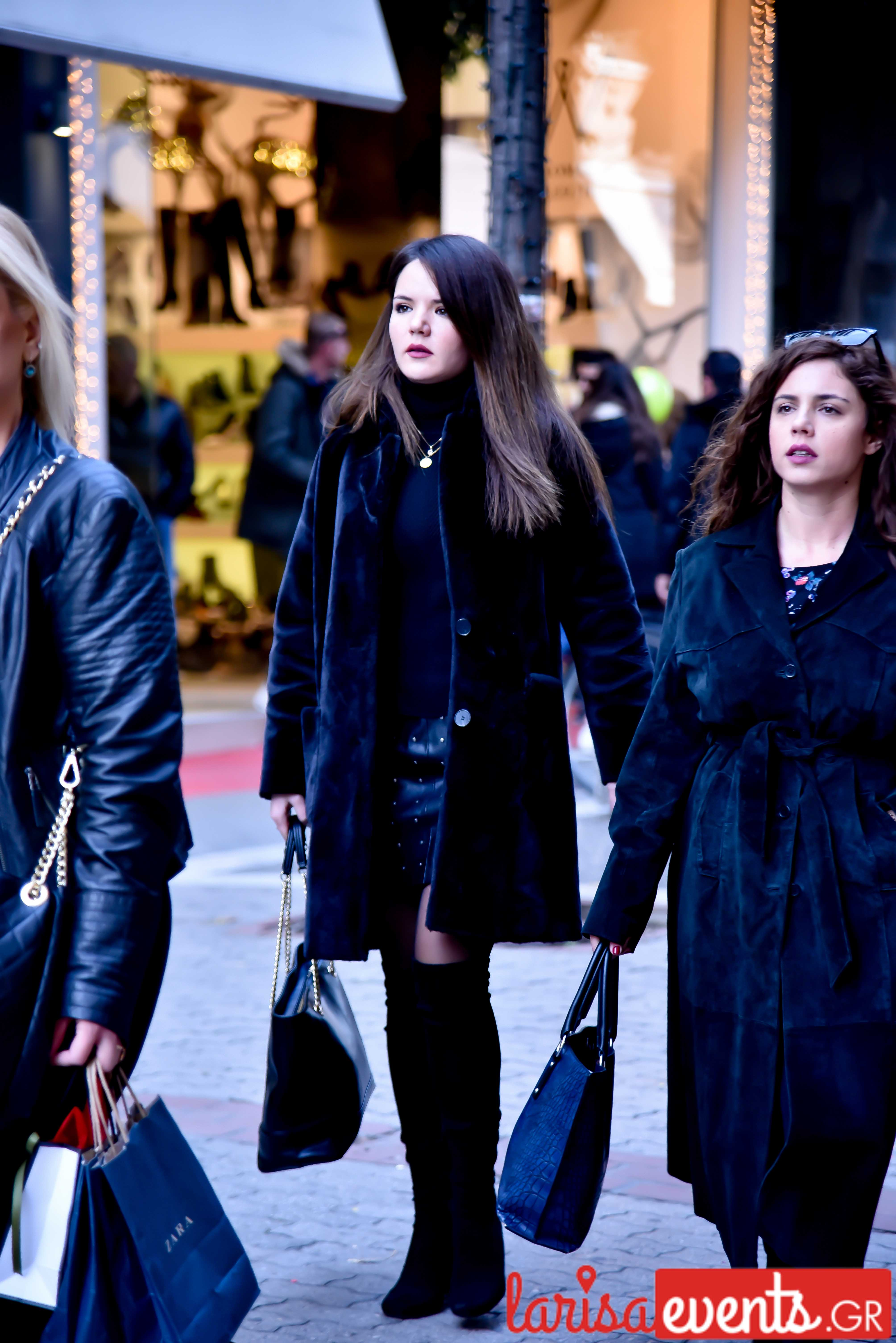 LAZ 7394 - Λάρισα's Street Style | Οι γυναίκες της πόλης σε street style clicks!