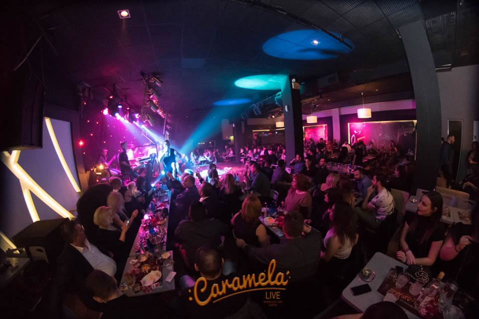 crml1 - Το πιο γλυκό βράδυ Παρασκευής στο Caramela Live!