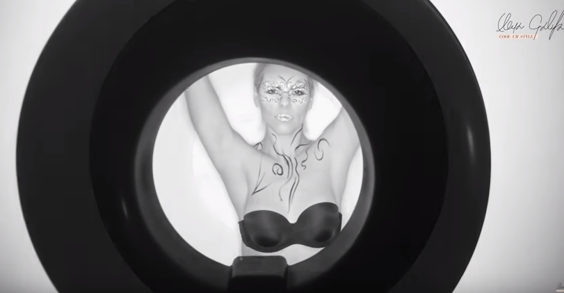 Στιγμιότυπο οθόνης 15 - Η εντυπωσιακή Carnival mask αλά Fifty Shades of Grey βήμα-βήμα!