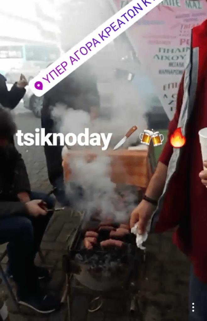 20180208 162714 659x1024 - Οι Λαρισαίοι τσικνίζουν και φωτογραφίζουν τις ψησταριές τους!