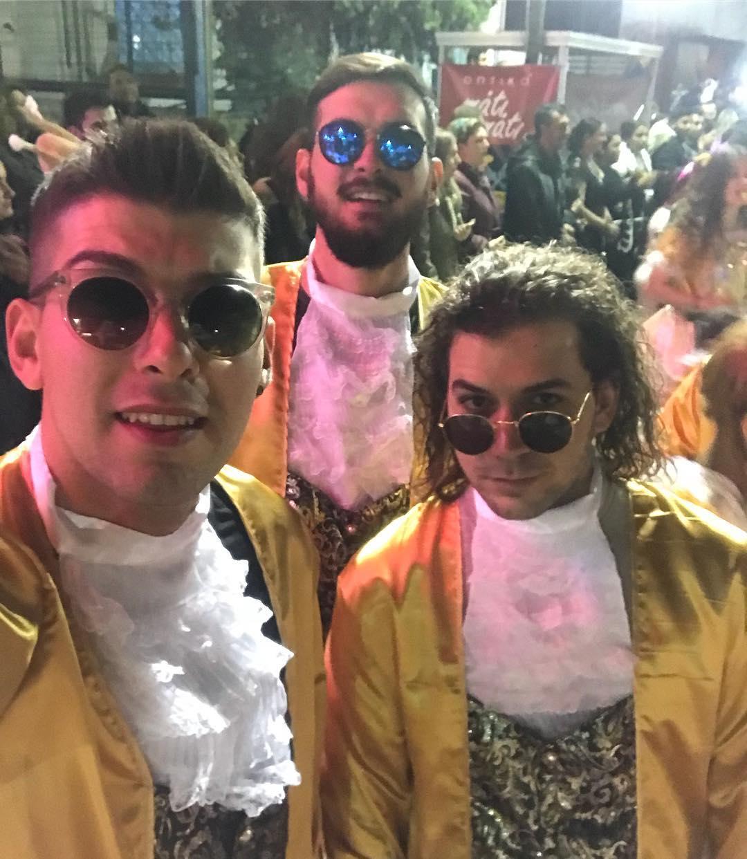 27877785 176102676448882 4721777639520468992 n - Όλα όσα έγιναν στο καρναβάλι του Τυρνάβου μέσα από το Instagram!