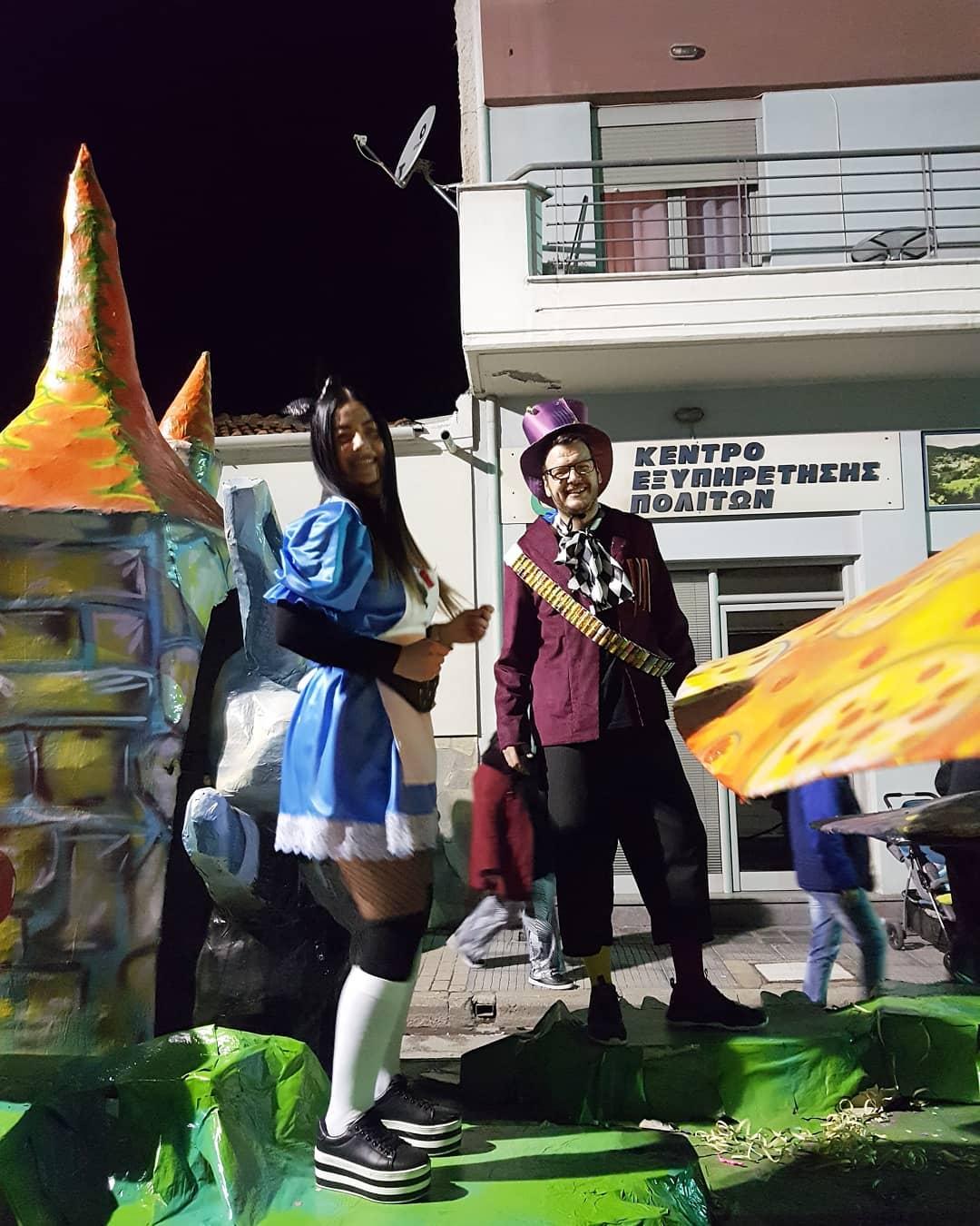 27880828 423793678054865 7325823883112611840 n - Όλα όσα έγιναν στο καρναβάλι του Τυρνάβου μέσα από το Instagram!