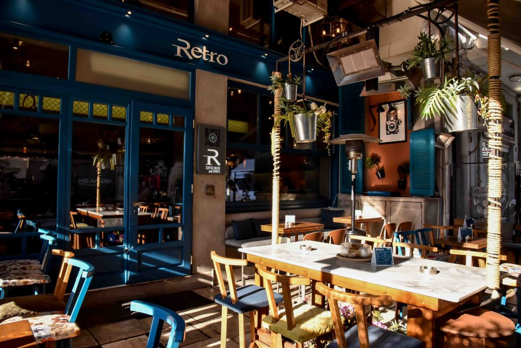 LAZ 8174 1024x684 - Retro Coffee House & Spirits: Ένας ξεχωριστός all day χώρος στο κέντρο της πόλης!