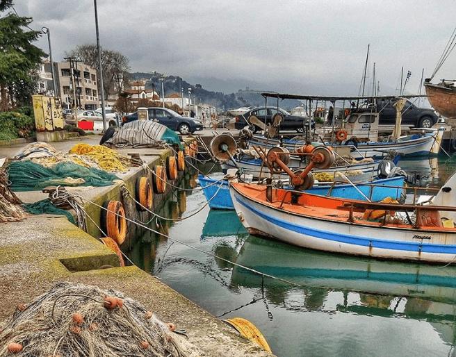 Πλαταμώνας Πιερίας Λιμάνι