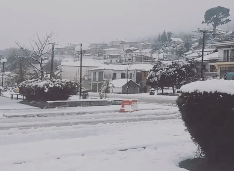 Screenshot 2 18 - Βίντεο από το χιονισμένο Στόμιο!