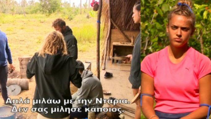 diplisurv 682x384 - Survivor: Τα… πήραν Ζωή – Μελίνα με τη συμπεριφορά του Αγόρου!