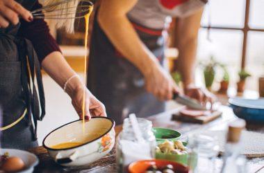 Μαγείρεμα φαγητού πριν τα 30