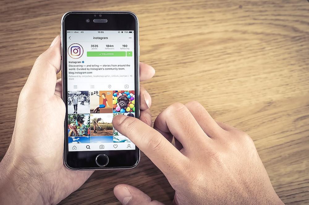 shutterstock 498253876 ns5z - Αν δεν το πήρες ακόμα χαμπάρι, μπορείς στο Instagram να δημοσιεύεις μόνο κείμενο