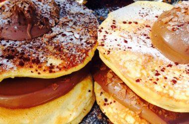 Pancakes συνταγή