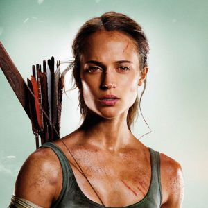 Tomb Raider 2018 Alicia Vikander Lara Croft 300x300 - TOMB RAIDER: LARA CROFT στα Victoria Cinemas