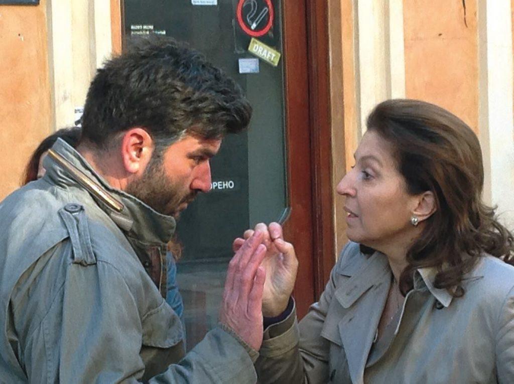 "film dobra zena bojan navojec i mirjana karanovic 1024x765 - ""Η καλή σύζυγος"" στο Χατζηγιάννειο"