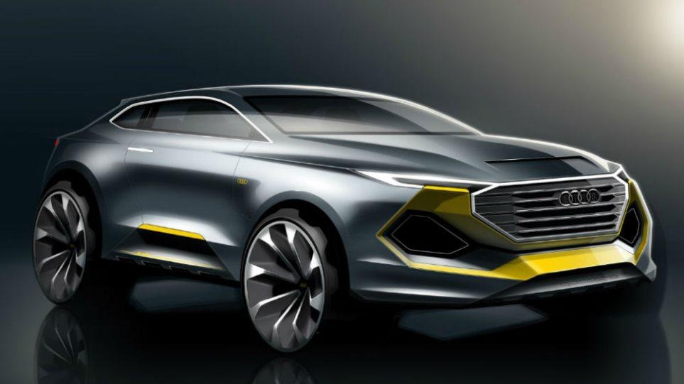 Audi Q1 - Audi Q1: Έρχεται το 2020